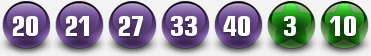PLAYEUROMILLIONS WINNING NUMBERS FOR 21 OCT 2014 (TUESDAY)