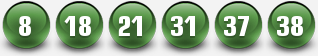 PLAYMEGASENA WINNING NUMBERS FOR 18 OCT 2014 (SATURDAY)