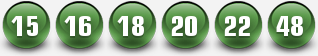 PLAYMEGASENA WINNING NUMBERS FOR 29 OCT 2014 (WEDNESDAY)