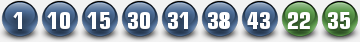 PLAYOZLOTTO WINNING NUMBERS FOR 29 JUL 2014 (TUESDAY)