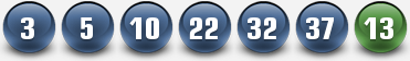 PLAYOZPOWERBALL WINNING NUMBERS FOR 27 NOV 2014 (THURSDAY)