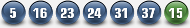PLAYOZPOWERBALL WINNING NUMBERS FOR 31 JUL 2014 (THURSDAY)
