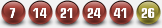 PLAYUSAPOWERBALL WINNING NUMBERS FOR 24 SEP 2014 (WEDNESDAY)