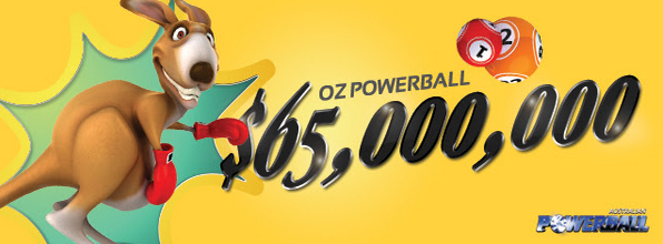 Oz Powerball results