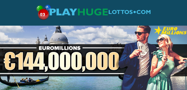 144 EuroMillions lottery jackpot, The Biggest Lotto Jackpot Today