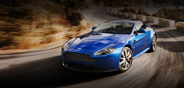 Aston Martin Vantage S Coupe, dream car