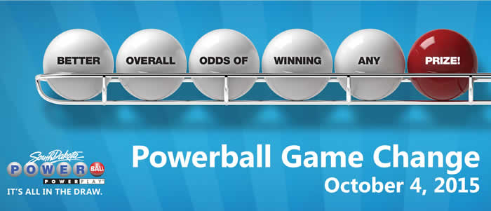 Powerball game changes