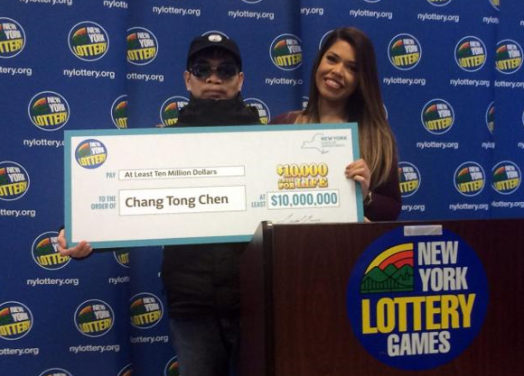 Chang Tong Cheng lottery win