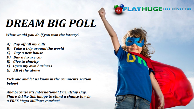 Dream Big Poll