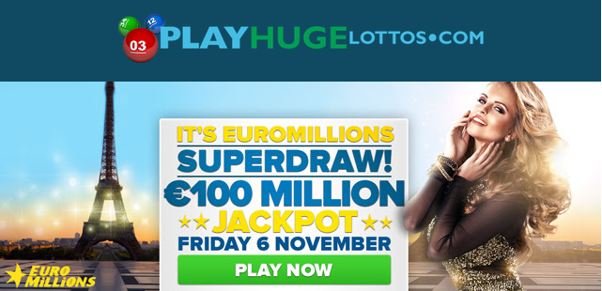 EuroMillions Superdraw, Biggest international lottery