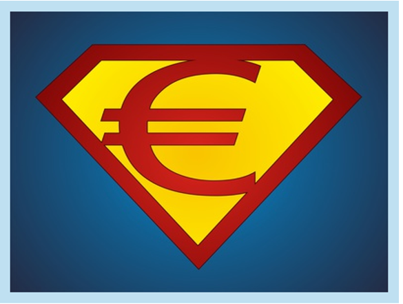 EuroMillions Superdraw, Euro sign