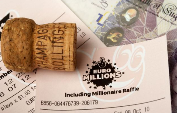 22 million anonymous EuroMillions winner