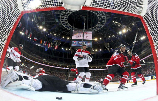 2015 Ice Hockey World Championship, Canada vs Austria