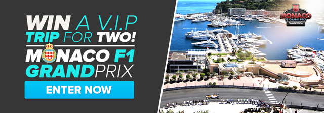 Monaco F1 Grand Prix competition
