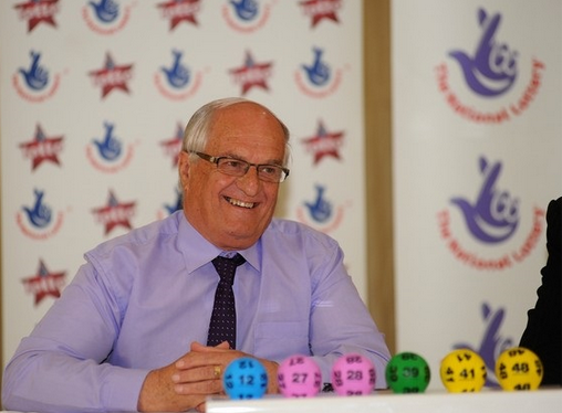 Peter Congdon, Luckiest UK Lotto winner