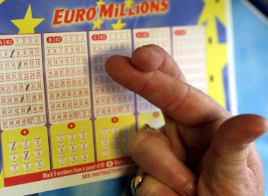 Play EuroMillions, EuroMillions ticket, EuroMillions luck