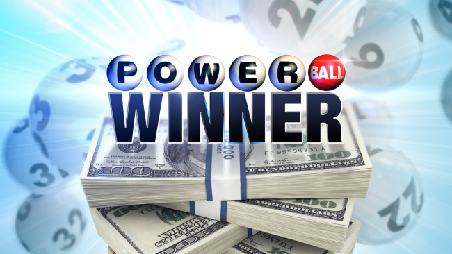 $310 Powerball winner comes forward to claim her prize, Powerball winner,