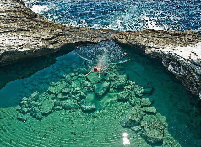Pictures of Nature at Its Best Best Natural Pools