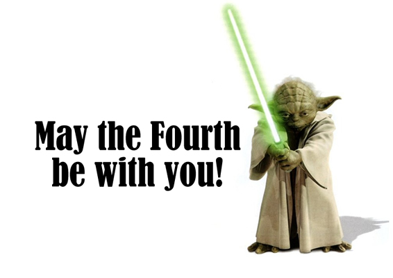 May the fourth be with you at PlayHugeLottos.com