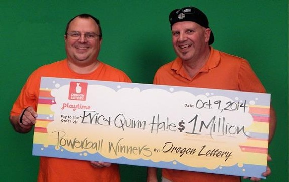 quinn and eric hale lottery winners