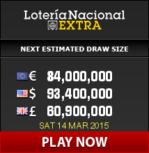 play the loteria nacional extra