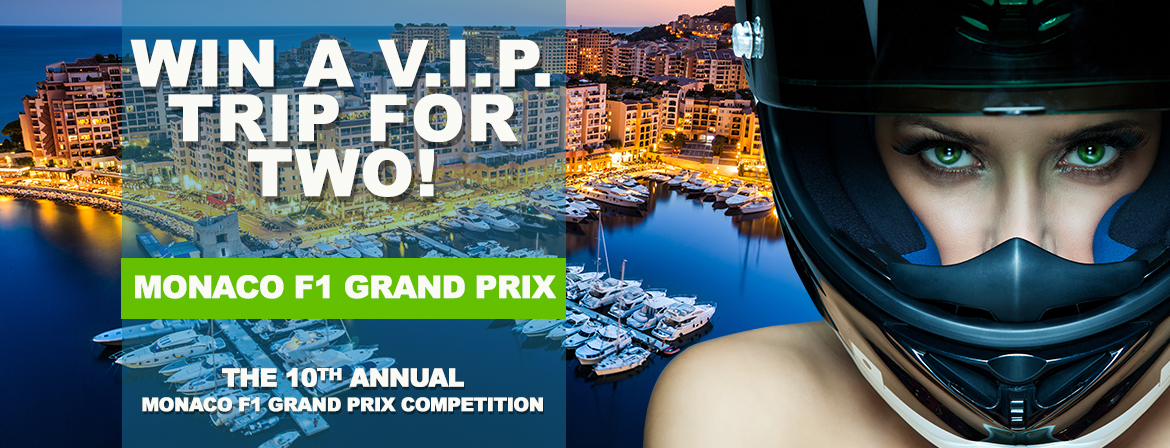 Monaco Grand Prix Competition 2016