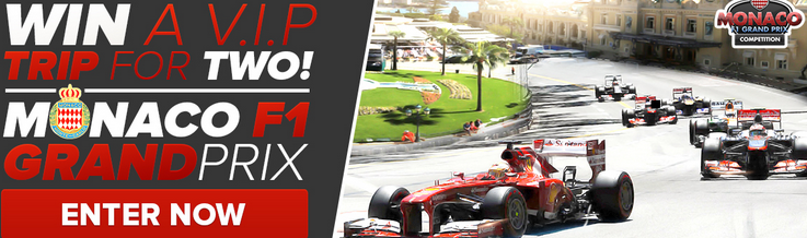 2015 Monaco F1 Grand Prix Competition