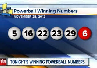 Record High Usa Powerball Jackpot Has Been Won