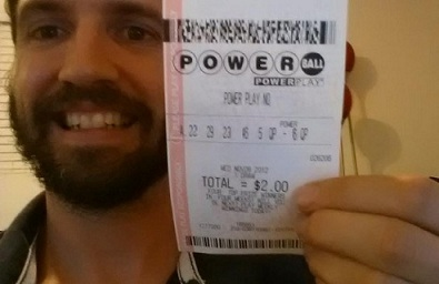 Fake Lottery Winner