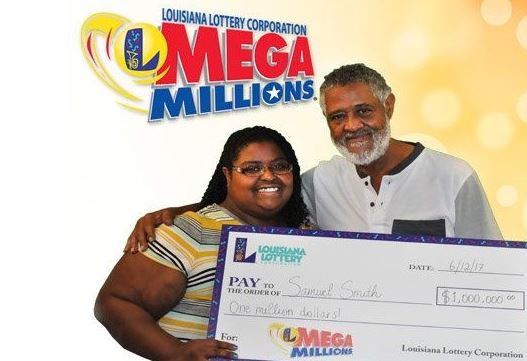 Mega Millions Lotto Winner