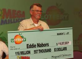 Eddie Nabors massive lottery win