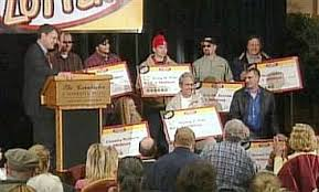 Nebraska lottery winners