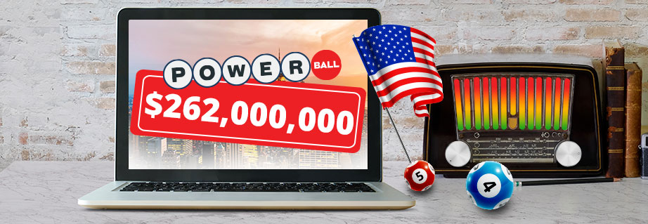 Play Powerball Today
