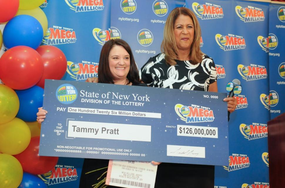 tammy pratt us lottery winner