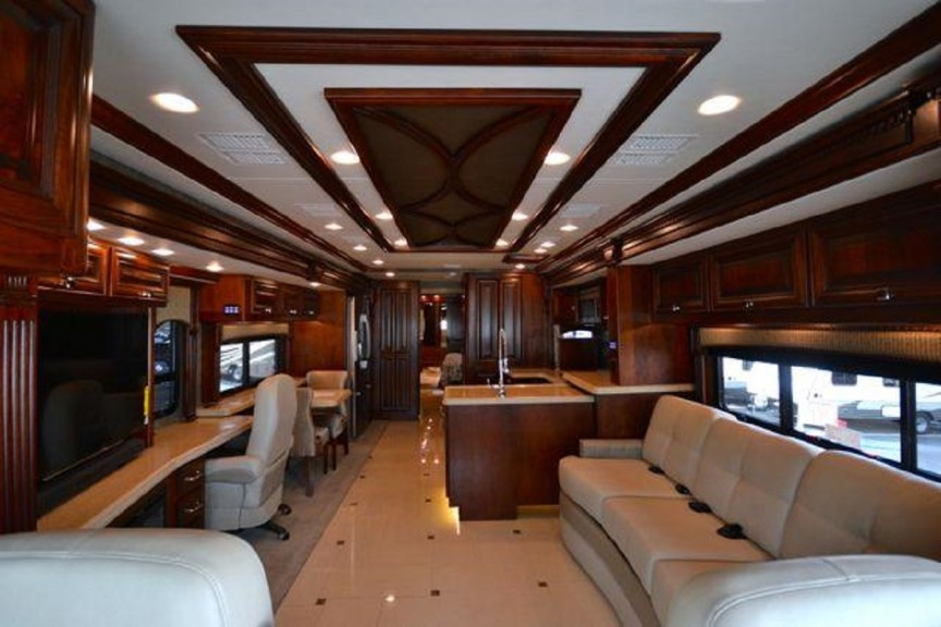 The Most Expensive Luxury Motorhomes In The World