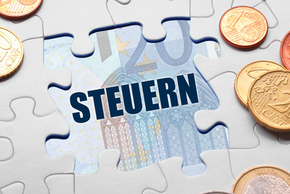 Steuern Lotto