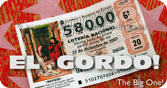 Lotto El Gordo