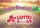 SuperEnaLotto vs German Lotto - Two Legendary Lotteries
